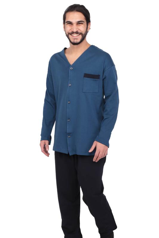 FAPİ - Fapi Pijama Takımı 9213   Lacivert
