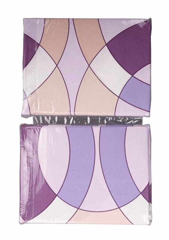 FE - Комплект постельного белья Fe1056 | лиловый
