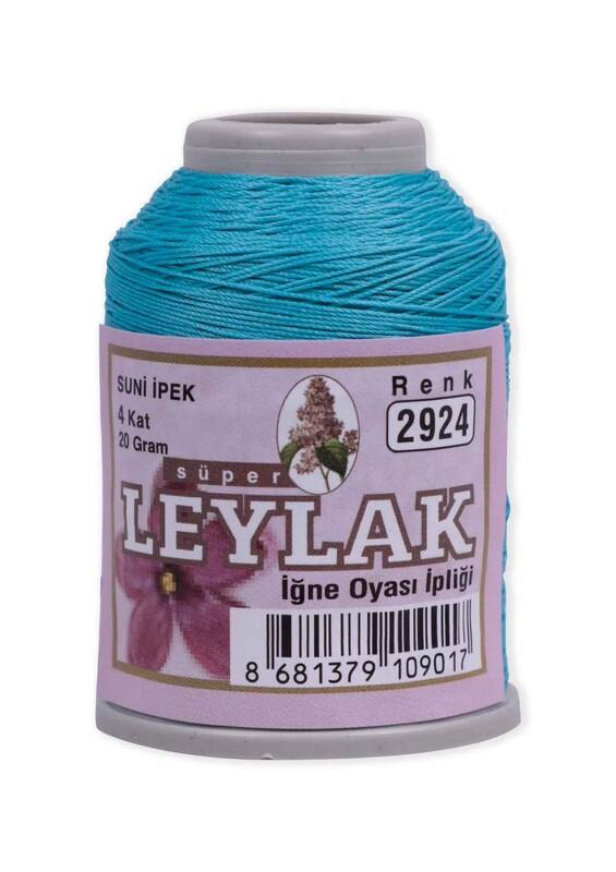 LEYLAK - Нить-кроше Leylak/2924