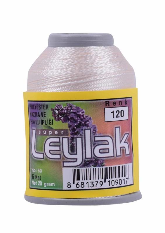 LEYLAK - Нить-кроше Leylak /120