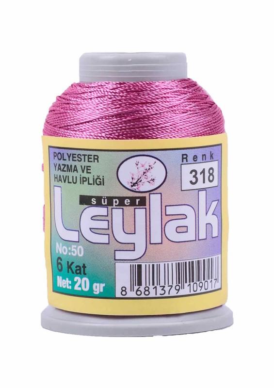 LEYLAK - Нить-кроше Leylak 318
