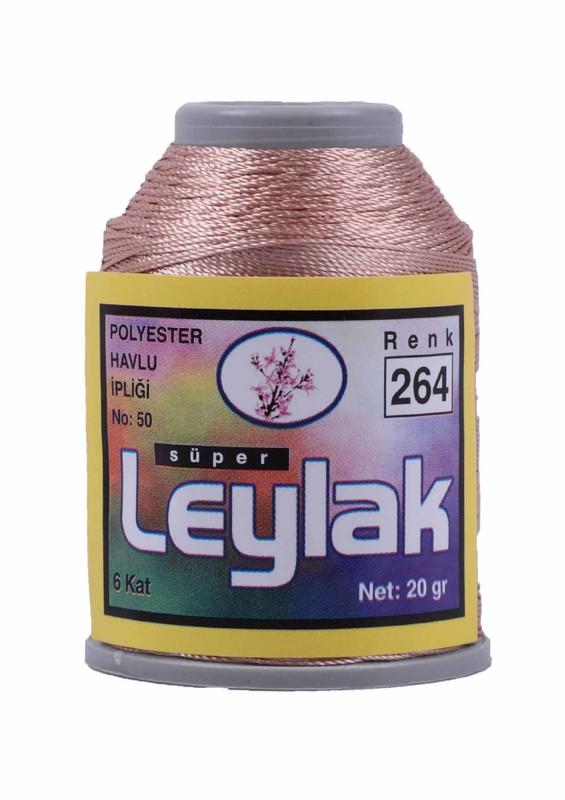 LEYLAK - Нить-кроше Leylak 264