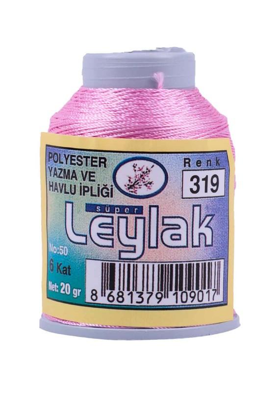 LEYLAK - Нить-кроше Leylak 319