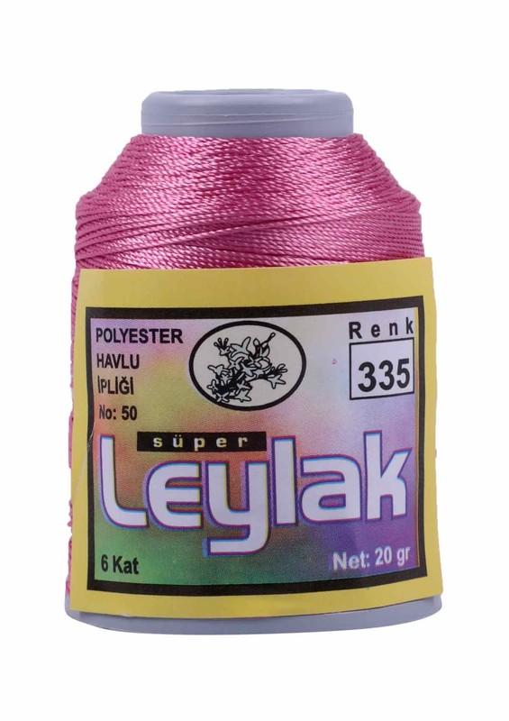 LEYLAK - Нить-кроше Leylak /335