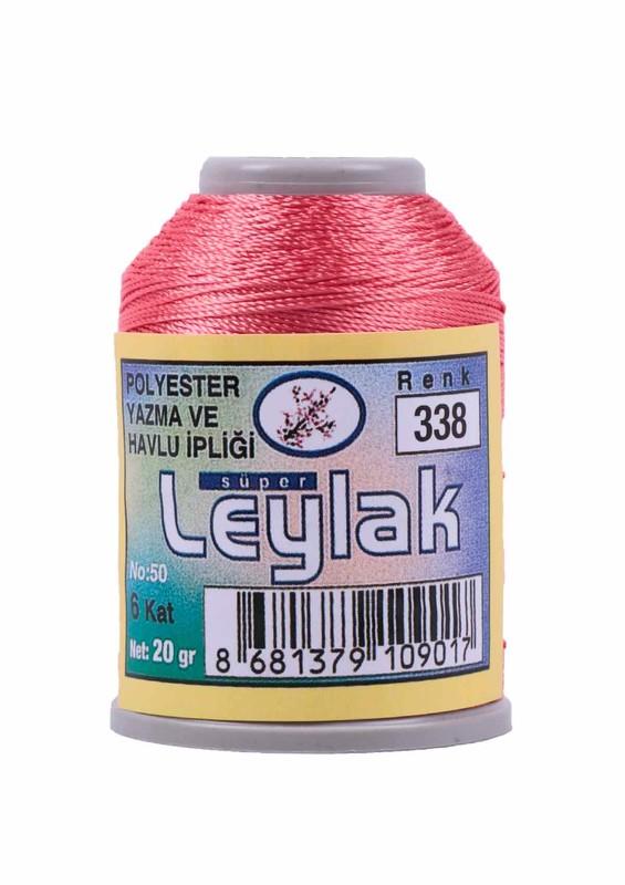 LEYLAK - Нить-кроше Leylak 338