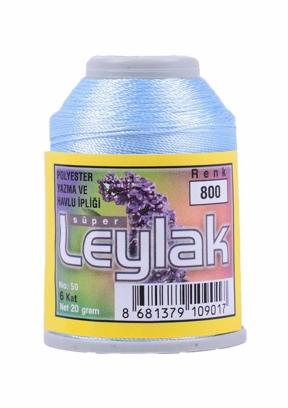 LEYLAK - Нить-кроше Leylak/800