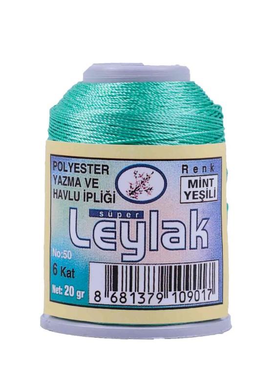 LEYLAK - Нить-кроше Leylak/минтовый