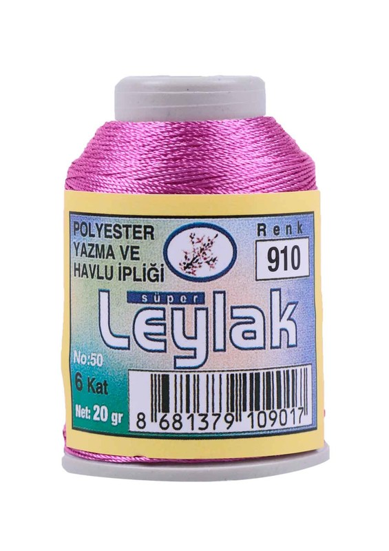 LEYLAK - Нить-кроше Leylak/910