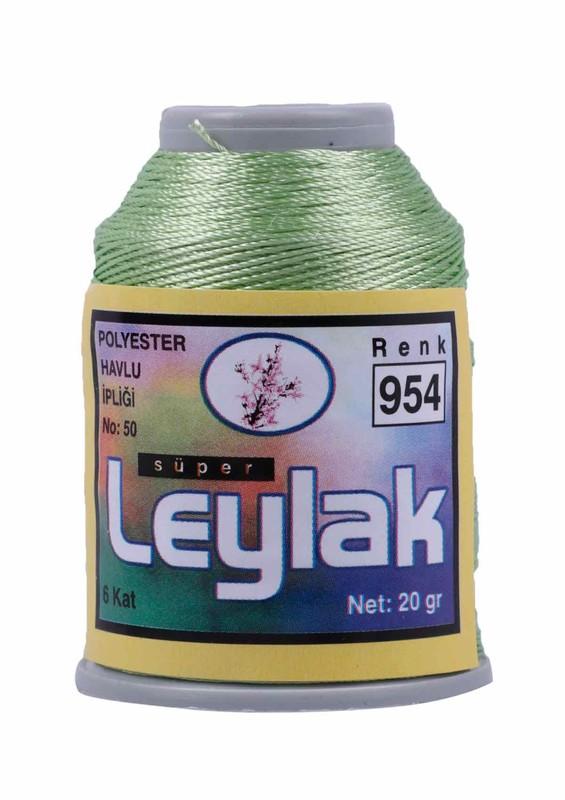 LEYLAK - Нить-кроше Leylak/954