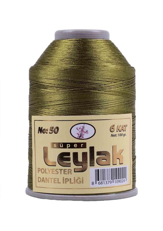 LEYLAK - Нить-кроше Leylak 100 гр./118