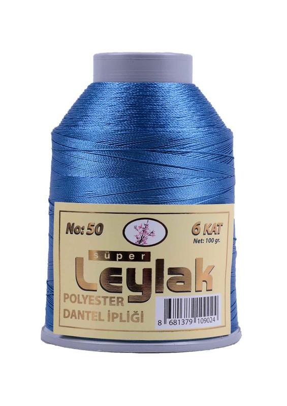 LEYLAK - Нить-кроше Leylak 100 гр./652