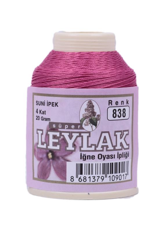 LEYLAK - Нить-кроше Leylak /838