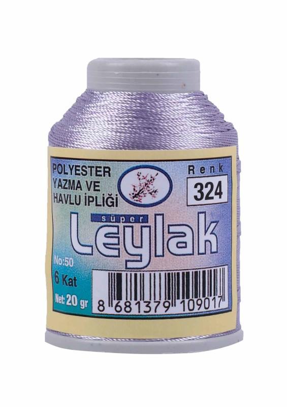 LEYLAK - Нить-кроше Leylak /324