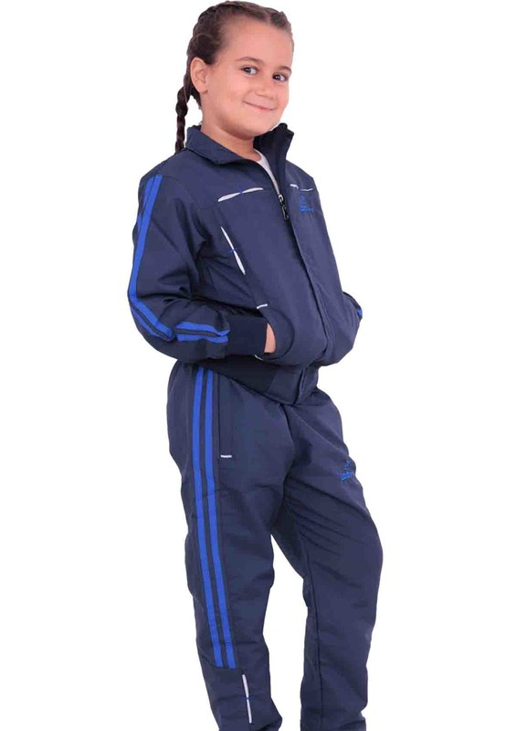 LOSTTIME - Спортивный костюм Lost Time 2102/синий