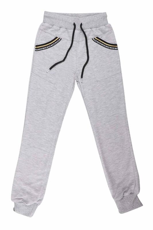 Panda - Спортивные брюки с карманами Pandax/серый