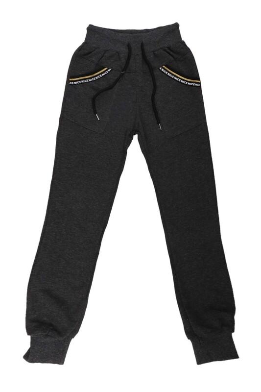 Panda - Спортивные брюки с карманами Pandax/тёмно-серый