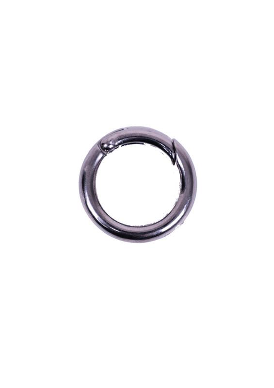 SİMİSSO - Кольцо для сумок SIMISSO/копчёный