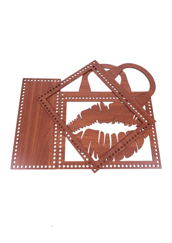 SİMİSSO - Набор для изготовление сумок Simisso/189