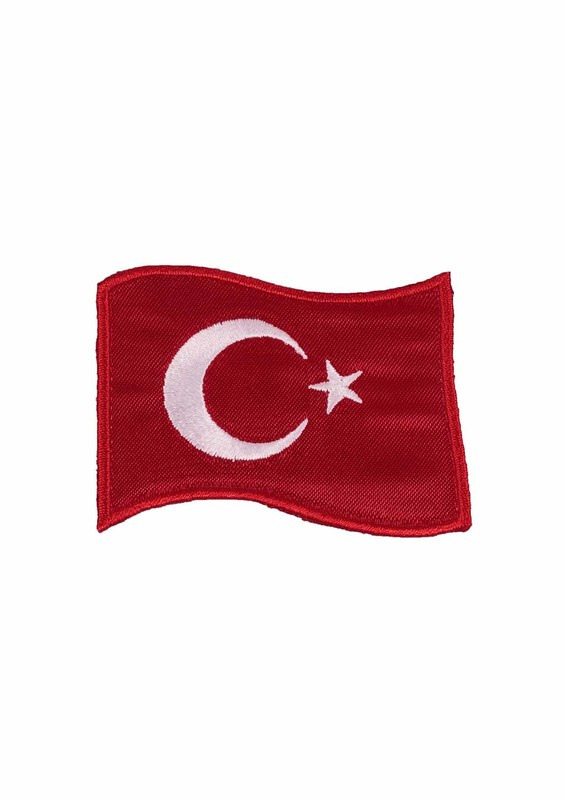 SİMİSSO - Аппликация для одежды 412 SIMISSO/красный