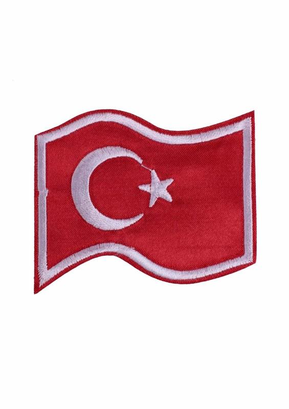 SİMİSSO - Аппликация для одежды 1102 SIMISSO/красный