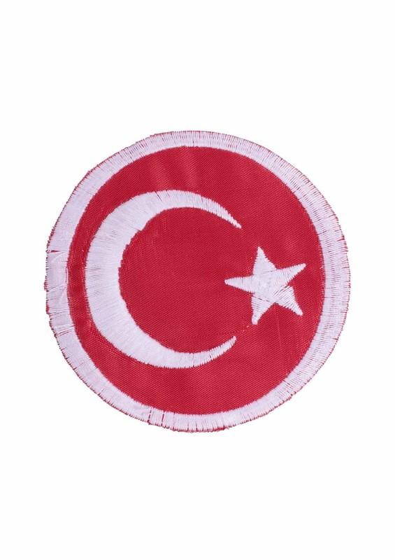 SİMİSSO - Аппликация для одежды 1104 SIMISSO/красный