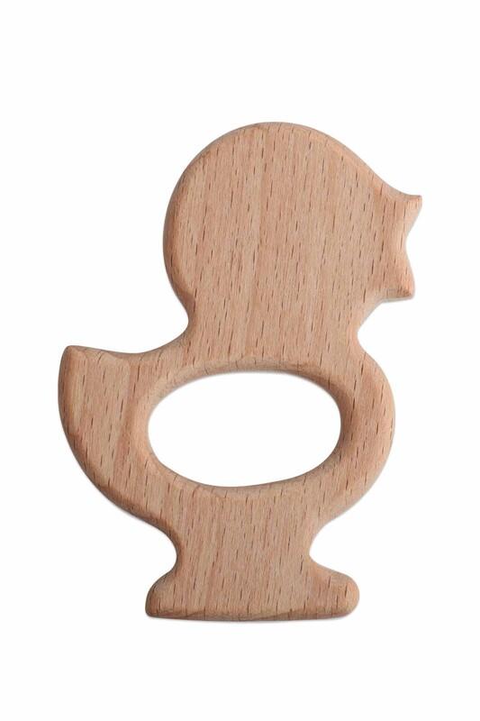 SİMİSSO - Деревянный прорезыватель для зубов