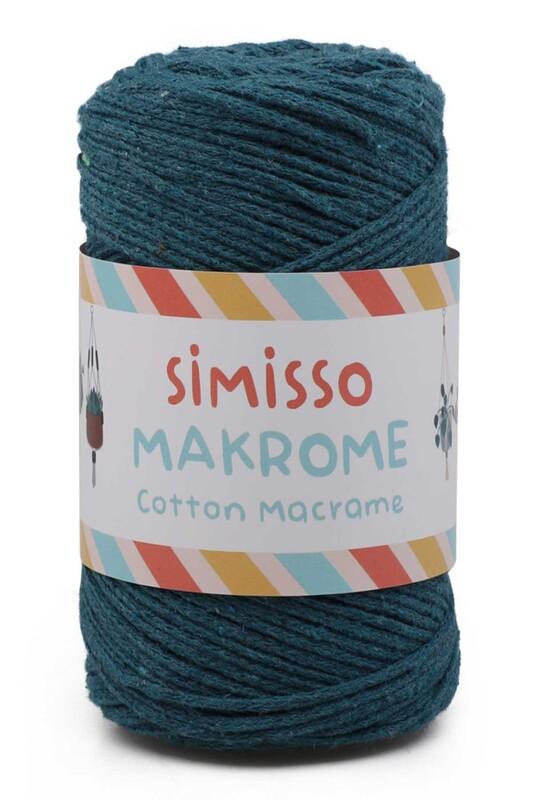 SİMİSSO - Хлопковый шнур SIMISSO для макраме 250 м.,2мм/1104