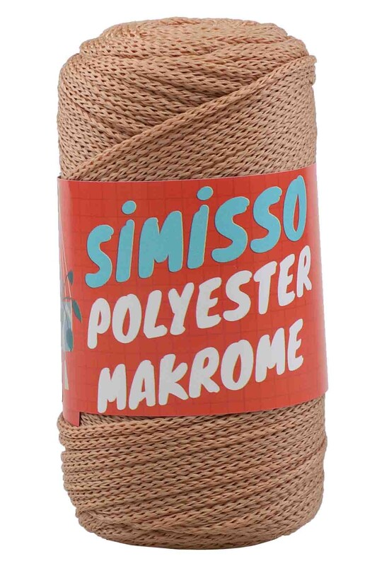 SİMİSSO - Пряжа Rüya для макраме 100 гр./2472