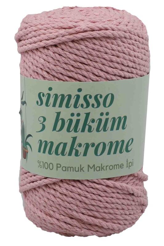 SİMİSSO - Хлопковый шнур Rüya для макраме 250гр./1175