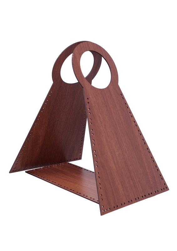 SİMİSSO - Деревянный набор для изготовления сумки 263 SIMISSO
