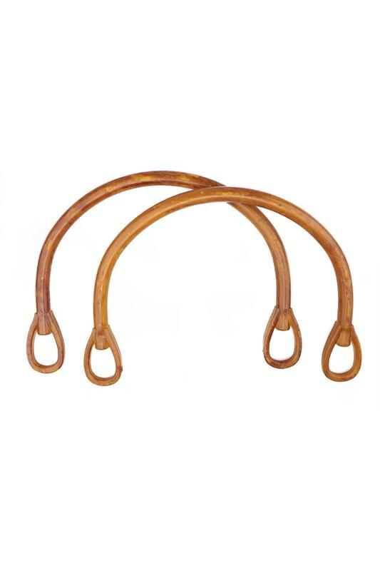SİMİSSO - Ручки для сумок 5/коричневый