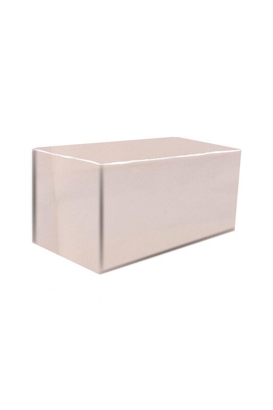 SİMİSSO - Нетканый портативный органайзер 50*30*25 см/кремовый