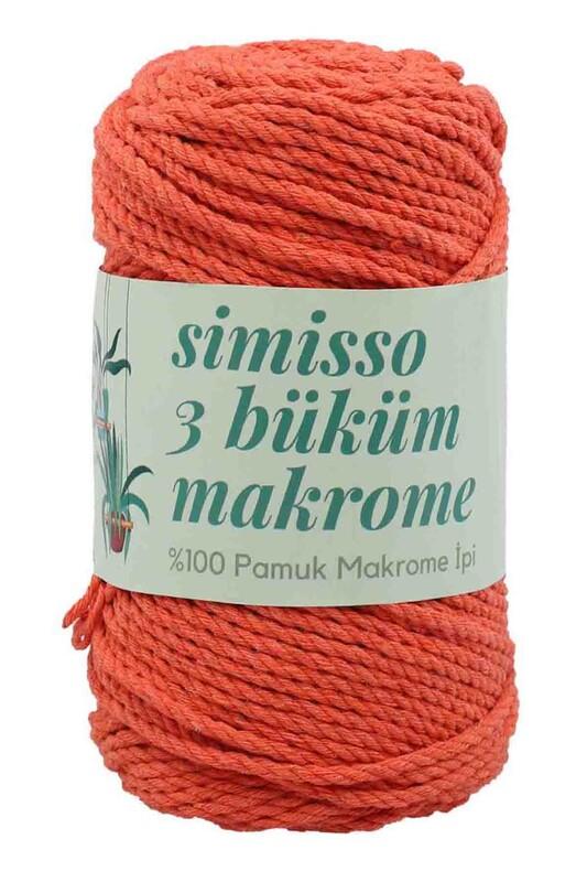 SİMİSSO - Хлопковый шнур Rüya для макраме 250гр./1136