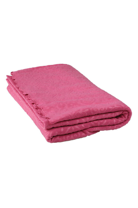 SİMİSSO - Накидка на мягкую мебель 170*210/розовый