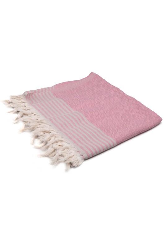 SİMİSSO - Покрывало на кресло 180*230/розовый