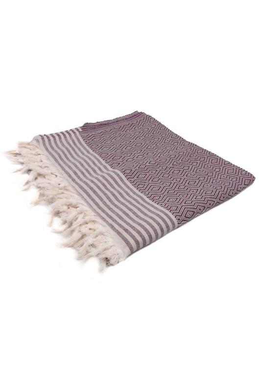 SİMİSSO - Покрывало на кресло 180*230/фиолетовый