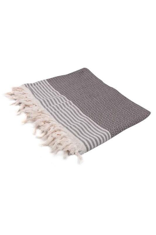 SİMİSSO - Покрывало на кресло 180*230/коричневый