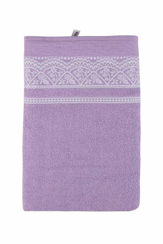 SİMİSSO - Банное полотенце/лиловый 157