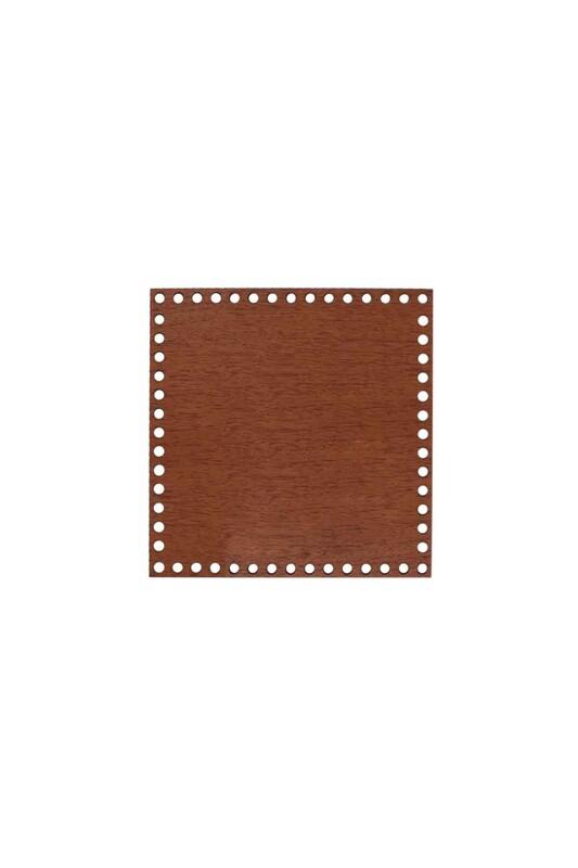 SİMİSSO - Деревянная квадратная основа 20x20