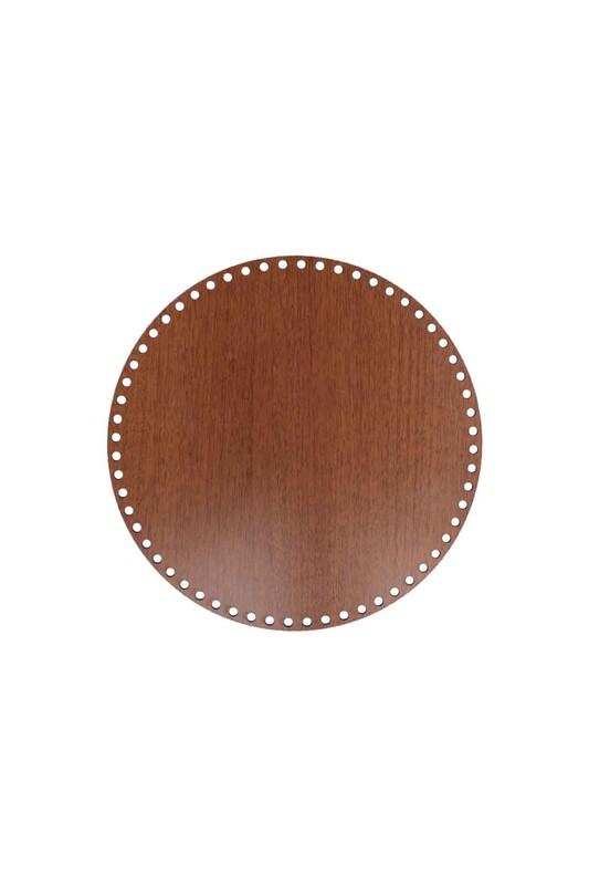 SİMİSSO - Деревянная круглая основа 34x34