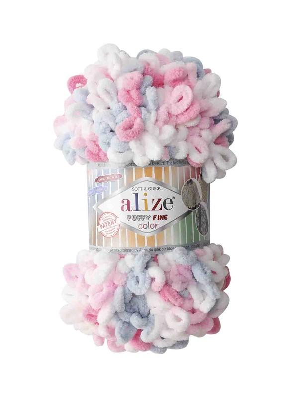 Alize - Alize Puffy Fine Color El Örgü İpi 5945