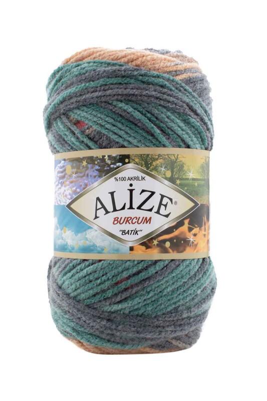 Alize - Alize Burcum Batik El Örgü İpi 7399