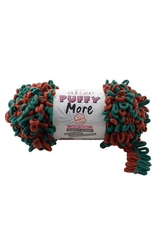 Alize - Alize Puffy More El Örgü İpi 150 gr | 6294
