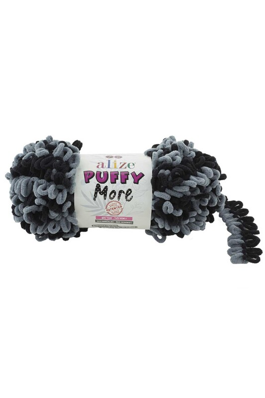 Alize - Alize Puffy More El Örgü İpi 150 gr | 6284