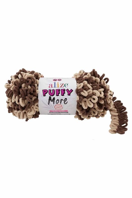 Alize - Alize Puffy More El Örgü İpi 150 gr | 6287