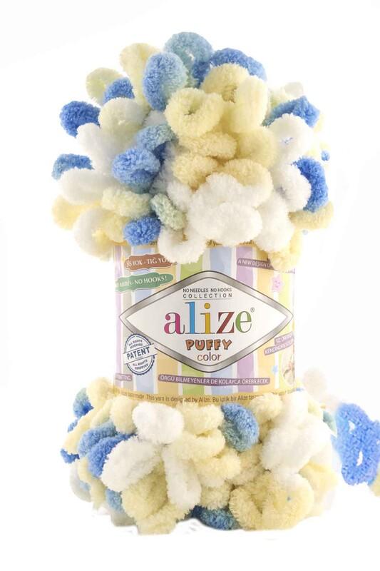 Alize - Alize Puffy Color El Örgü İpi 6069