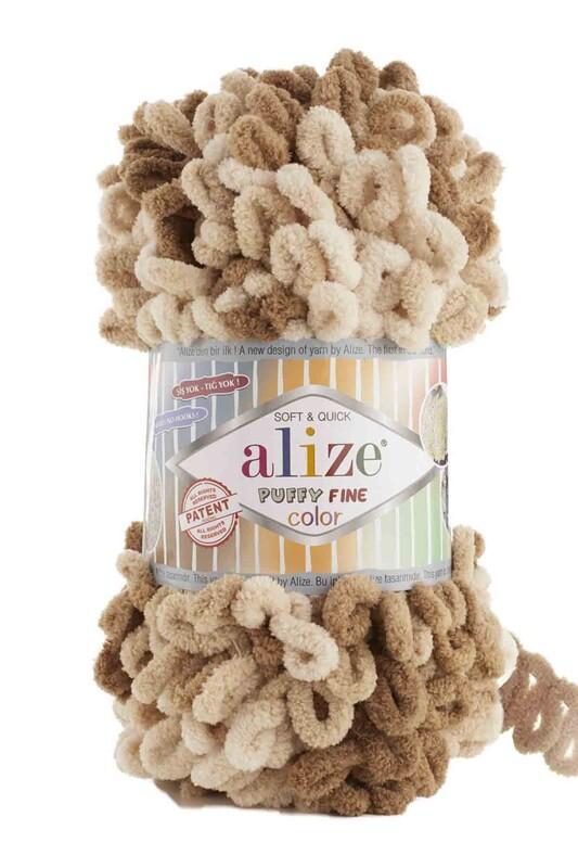 Alize - Alize Puffy Fine Color El Örgü İpi 6066