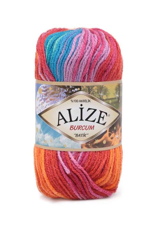 Alize - Alize Burcum Batik El Örgü İpi 4516