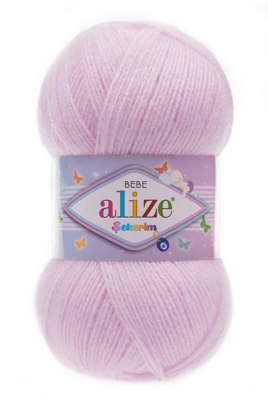 Alize - Alize Şekerim Bebe El Örgü İpi 275