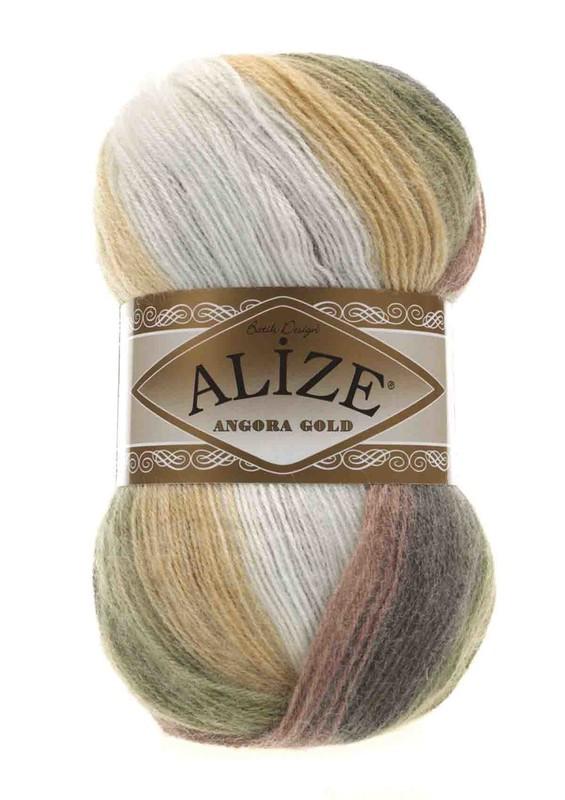 Alize - Alize Angora Gold Batik El Örgü İpi 1893